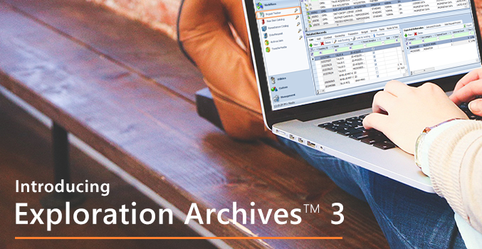 Talus Technologies releases Exploration Archives 3